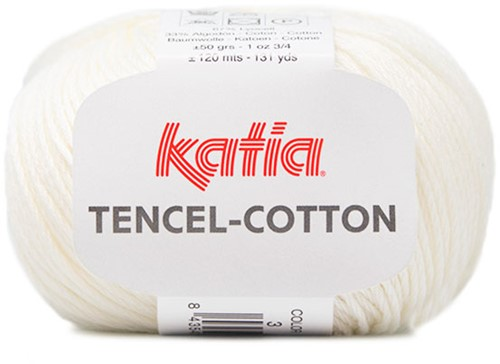 Katia Tencel-Cotton 003 Off White