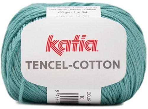 Katia Tencel-Cotton 010 Turquoise