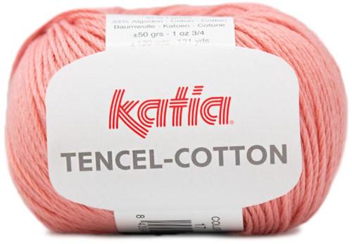 Katia Tencel-Cotton 017 Salmon pink