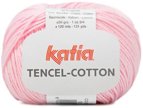 Katia Tencel-Cotton 019 Light pink