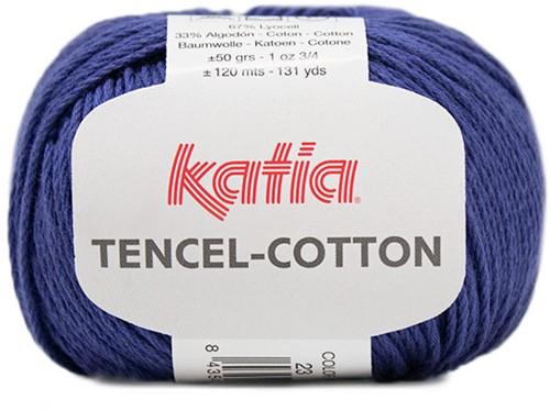 Katia Tencel-Cotton 023 Dark jeans