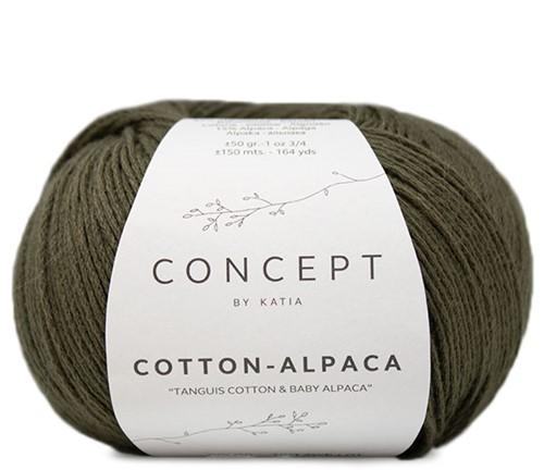NEW - Katia Cotton Alpaca 101