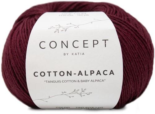 Katia Cotton Alpaca 102