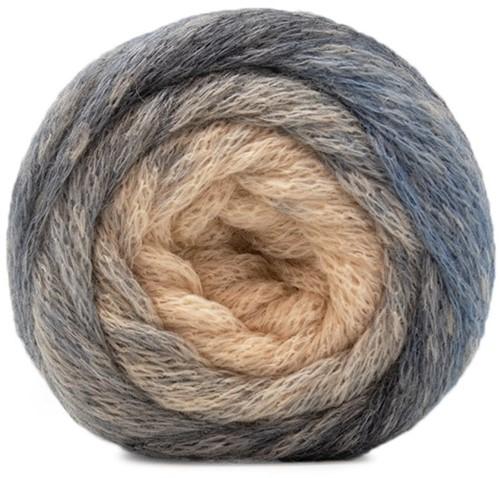 Katia Melody Color 304 Beige / Blue / Grey