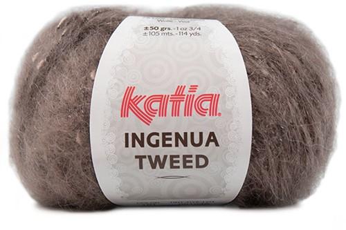Katia Ingenua Tweed 101 Brown