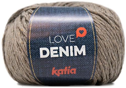 Katia Love Denim 105 Fawn brown