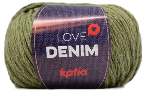 Katia Love Denim 106 Khaki