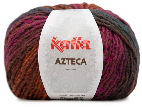 Katia Azteca 7865