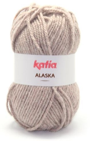 Katia Alaska 14 Medium beige