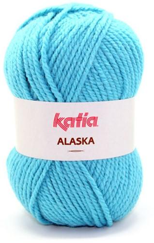 Katia Alaska 33 Light turquoise