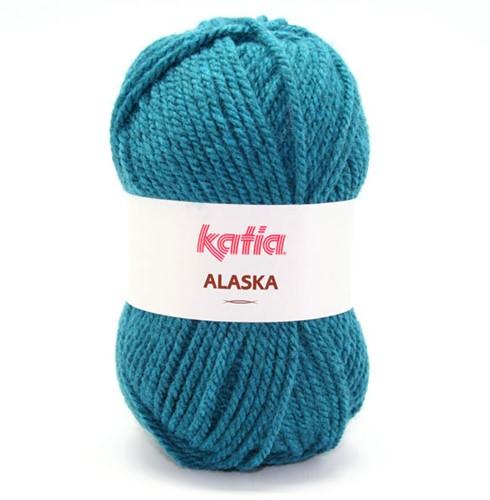 Katia Alaska 36 Green blue