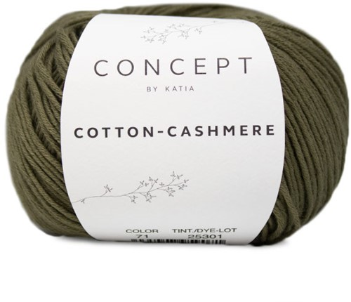 Katia Cotton Cashmere 71