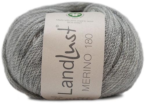 Lana Grossa Landlust Merino 180 218 Light Grey