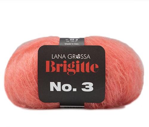 Lana Grossa Brigitte No.3 3 Salmon