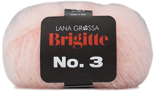 Lana Grossa Brigitte No.3 8 Pink
