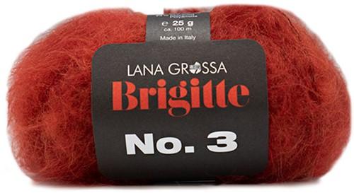 Lana Grossa Brigitte No.3 23 Copper