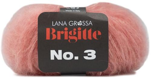 Lana Grossa Brigitte No.3 25 Old Pink