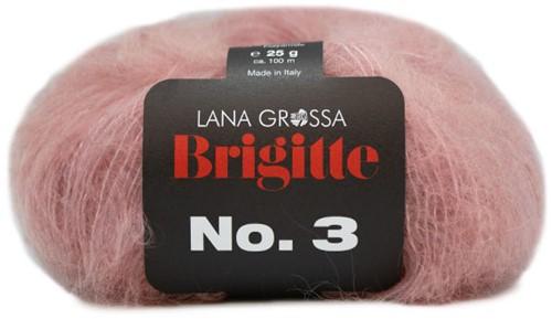 Bernadette Vest Karin Breipakket 2 Pastel pink