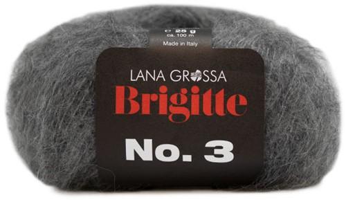 Bernadette Vest Karin Breipakket 3 Grey
