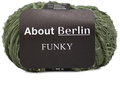 Lana Grossa About Berlin Funky 009 Khaki