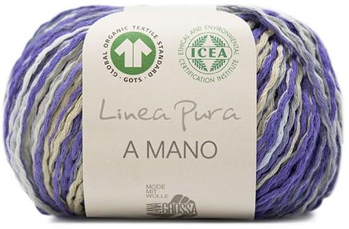 Lana Grossa A Mano 008 Nature / Beige / Mokka / Grey / Marine / Royaal