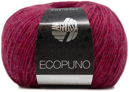 Lana Grossa Ecopuno 022 Purple