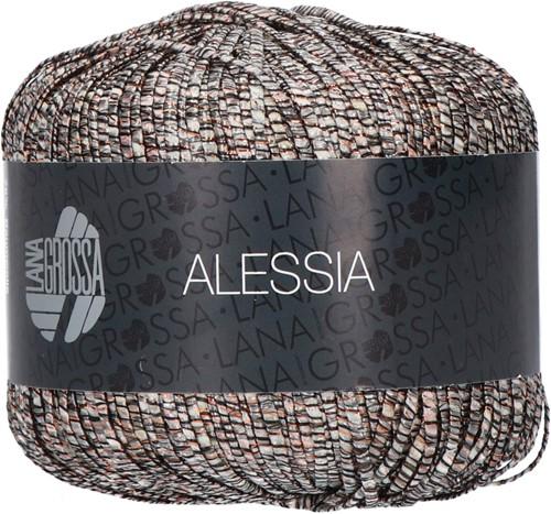 Alessia Vest Breipakket 2 36/38 Black / copper / silver / hemp