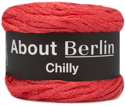 Lana Grossa Chilly 007 Signal Red