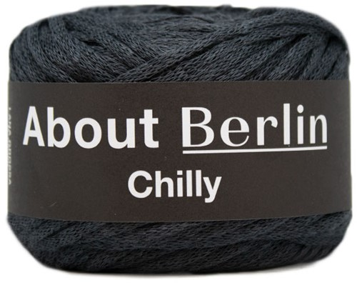 Lana Grossa Chilly 009 Anthracite