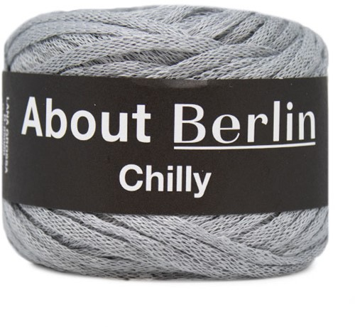 Lana Grossa Chilly 010 Grey