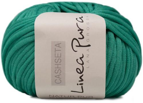 Lana Grossa Cashseta 37 Ocean Turquoise