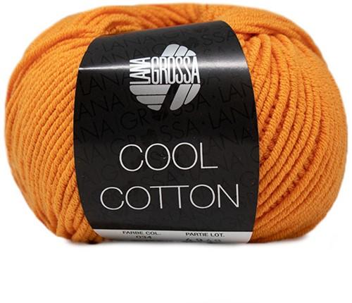 Lana Grossa Cool Cotton 34 Orange