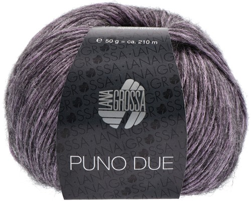 Lana Grossa Puno Due 002 Lilac/taupe