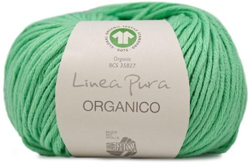 Lana Grossa Organico Uni 128 Light Green