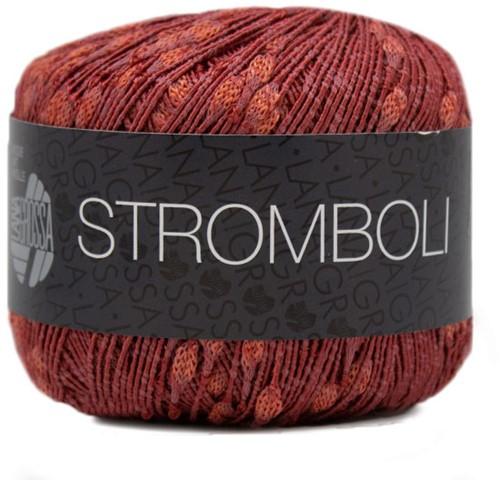 Lana Grossa Stromboli 103 Pearl Red