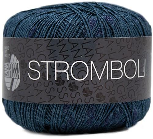 Lana Grossa Stromboli 109 Ocean Blue