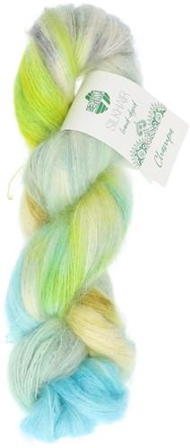 Lana Grossa Silkhair Hand-Dyed 607 Champa