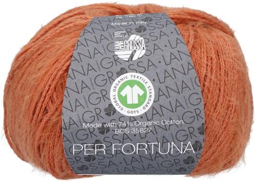 Lana Grossa Per Fortuna 001 Rust