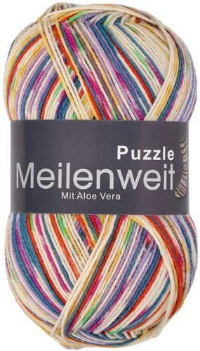 Lana Grossa Meilenweit 100 Puzzle 6121