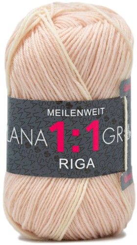Lana Grossa Meilenweit 50 Riga 1:1 601