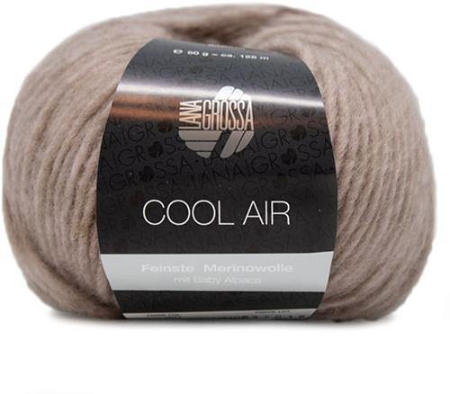 Lana Grossa Cool Air 1 Pink-Beige