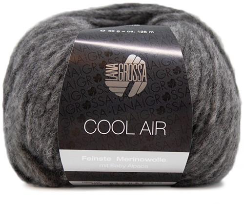 Lana Grossa Cool Air 3 Dark Grey