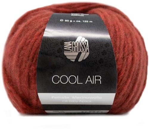 Lana Grossa Cool Air 15 Brick Red