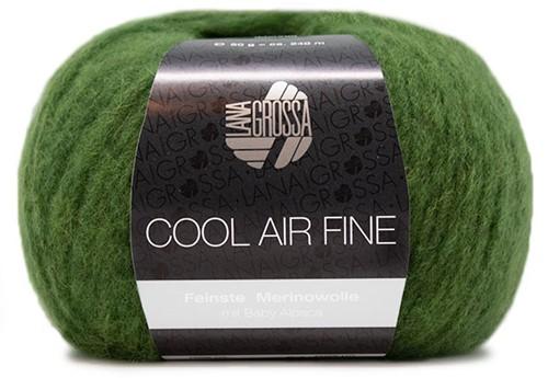 Lana Grossa Cool Air Fine 1 Green