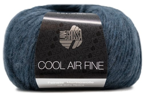 Lana Grossa Cool Air Fine 4 Jeans