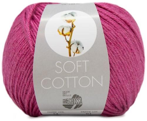 Lana Grossa Soft Cotton 014 Cyclaam