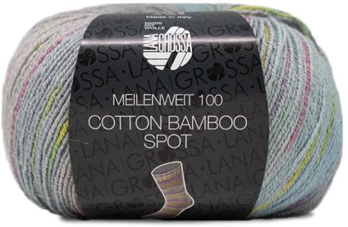 Lana Grossa Meilenweit 100 Cotton Bamboo Spot 2351