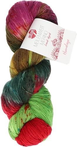 Lana Grossa Meilenweit 100 Merino Hand-Dyed 307 Humalaya