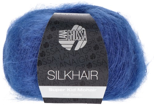 Lana Grossa Silkhair 144 Blue