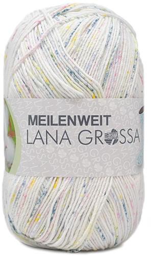 Lana Grossa Meilenweit 100 Solo Cotone Spray 3655
